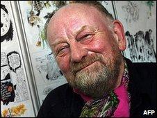 Kurt Westergaard Sept 2006