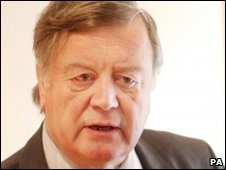 Shadow business secretary Ken Clarke