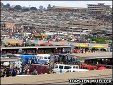 Kumasi Market (2005)