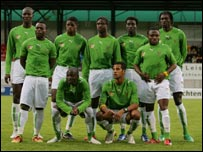 Togolese national team