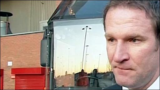 Leeds United manager Simon Grayson