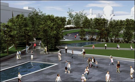 Image of gardens concept