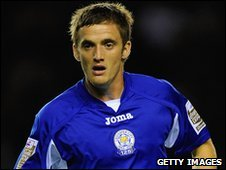 Leicester City's Andy King