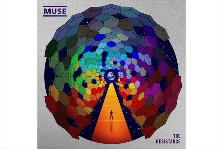 The Resistance by Muse, artwork by La Boca