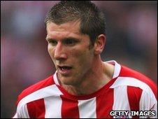 Stoke City's Richard Cresswell