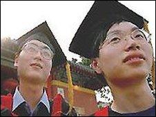 Chinese graduates (generic image)