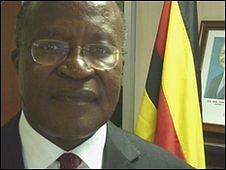 James Nsaba Buturo, Uganda's Minister for Ethics and Integrity