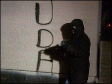 UDA gunman