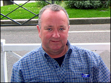 Gareth Wyn Rees was a part-time firefighter in Harlech