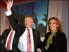Iris Robinson announced she was leaving politics in December