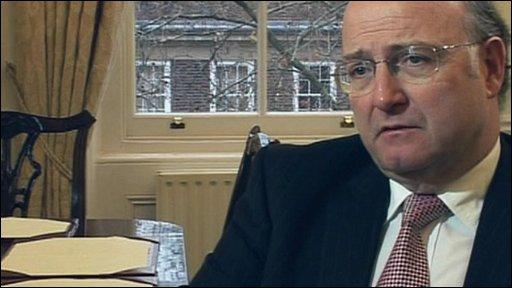 Economist Roger Bootle