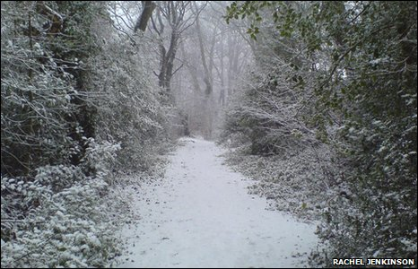 Greenfield Valley in Flintshire