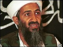 File photo of Osama Bin Laden