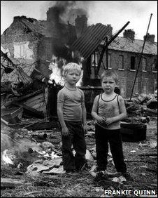Gasworks 1984 - Frankie Quinn