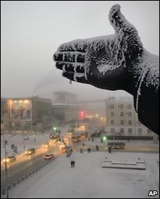 Yakutsk (file photo)