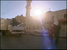 Zarqa suburb