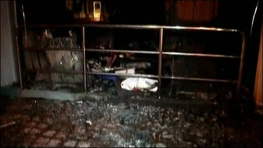 Church attacks in Kuala Lumpur