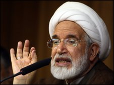 Mehdi Karroubi - photo May 2009