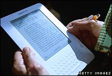 A Kindle