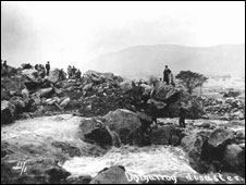 The dam disaster of 1925