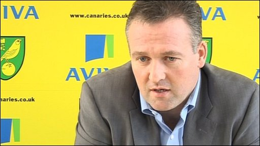 Paul Lambert, Norwich City manager