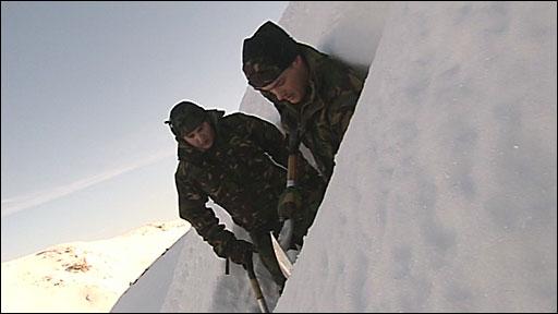 Royal Marines in Norway (MoD)
