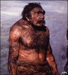 Did Neanderthals wear make-up?