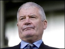 Archie Knox could be in charge until the summer