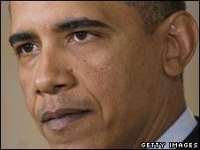 President Obama on 7 January 2010