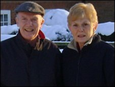 Allan and Sandra Breen  (pic: Johanna Breen)