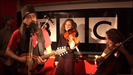 Telling The Bees at BBC Oxford