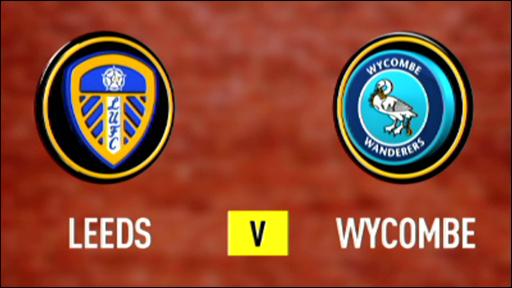 Leeds v Wycombe
