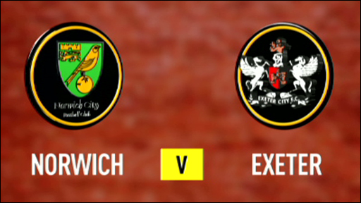 Norwich v Exeter
