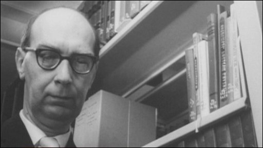 A picture of Philip Larkin
