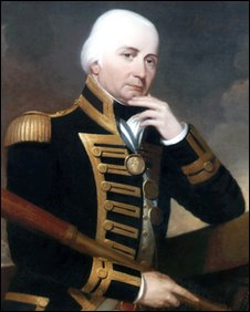 Admiral Collingwood
