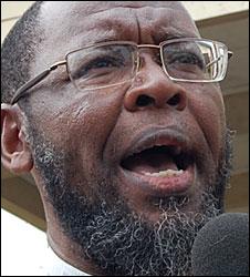 Muslim Human Rights Group head Al-Amin Kimathi