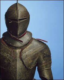 The Earl of Southampton's armour
