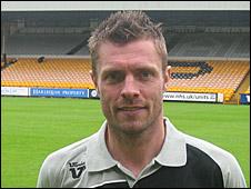 Geoff Horsfield