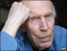 French film director Eric Rohmer in 2007