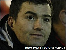 Crusaders assistant coach Iestyn Harris