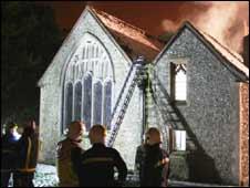 Sheering parish church
