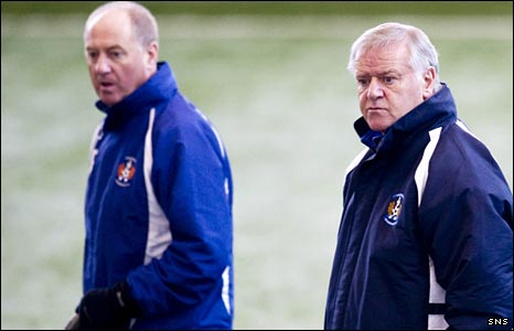 Assistant Billy Brown has left Kilmarnock FC with Jim Jefferies