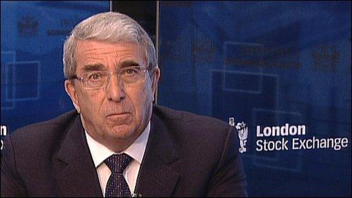 Roger Carr, Chairman, Cadbury