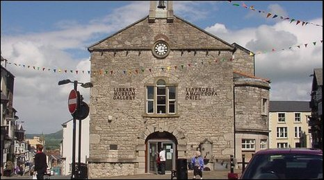 Denbigh Library and Museum