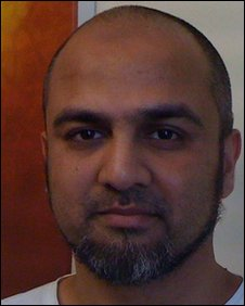 Inayat Omarji, of Bolton Council of Mosques, is challenging the ban