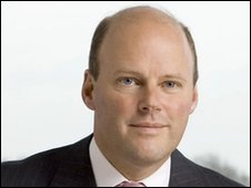 Stephen Hester, RBS chief executive