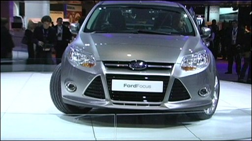 New car by Ford