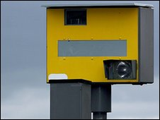 Speed camera
