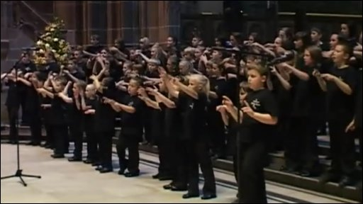 Liverpool Signing Choir