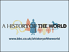 A History of the World - graphic
